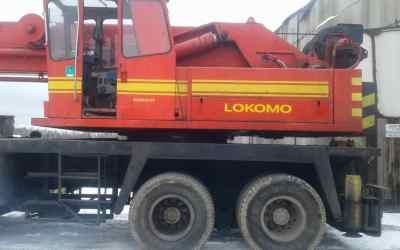 Автокран Lokomo продать, купить, цена, предложения продавцов