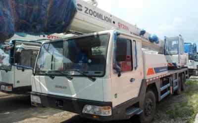 Автокран Zoomlion продать, купить, цена, предложения продавцов