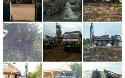 Бурим скважины на воду - Красноярск, цены, предложения специалистов