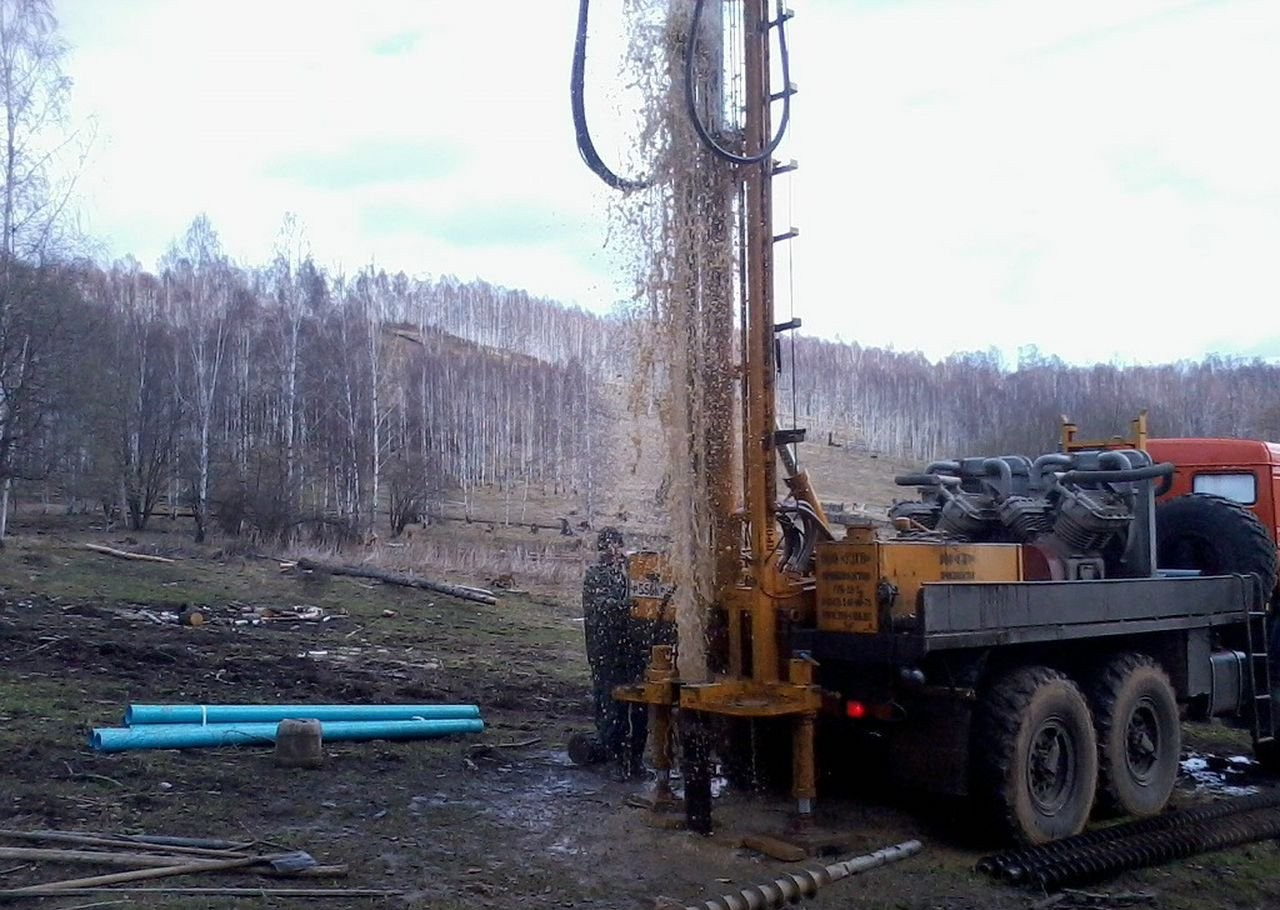 Бурим скважины на воду - Шарыпово, цены, предложения специалистов