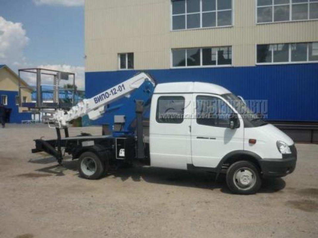Автовышка ВИПО-12-01 продать, купить, цена, предложения продавцов